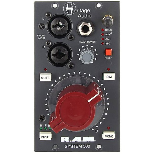 HERITAGE AUDIO RAM SYSTEM 500 Monitor controller