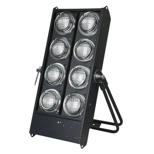 'Showtec Stage Blinder 8 DMX Nero'