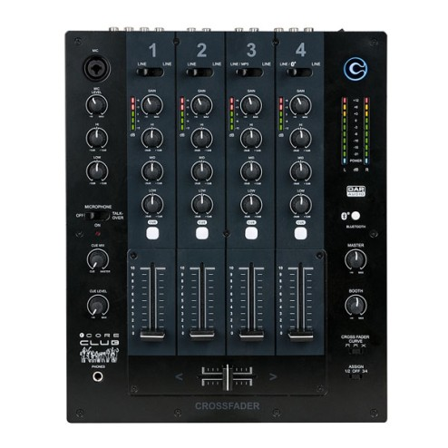 'DAP-Audio CORE Club Mixer da DJ a 4 canali'