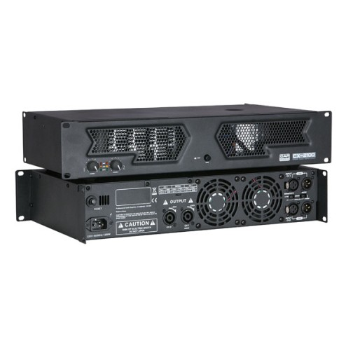 'DAP-Audio CX-2100 Amplificatore 2x 990W'