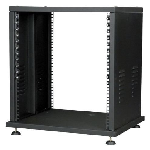 'DAP-Audio Metal Equipment Rack 12U (560 x 460 x 645 mm), 18 kg'