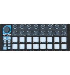 ARTURIA BEATSTEP BLACK LE Superficie di controllo e step-sequencer B-STOCK