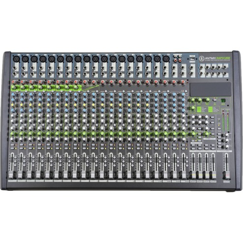 ANT ANTMIX 24FX USB Mixer a 24 canali