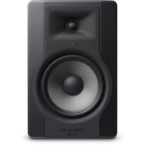 M-AUDIO BX8 D3 MONITOR DA STUDIO 130 WATT 8″
