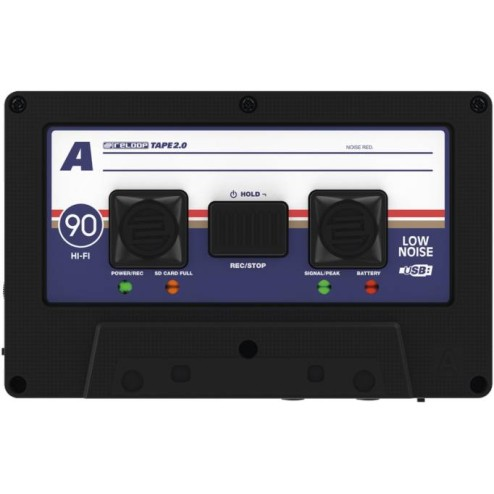 RELOOP TAPE 2 Registratore digitale Mp3