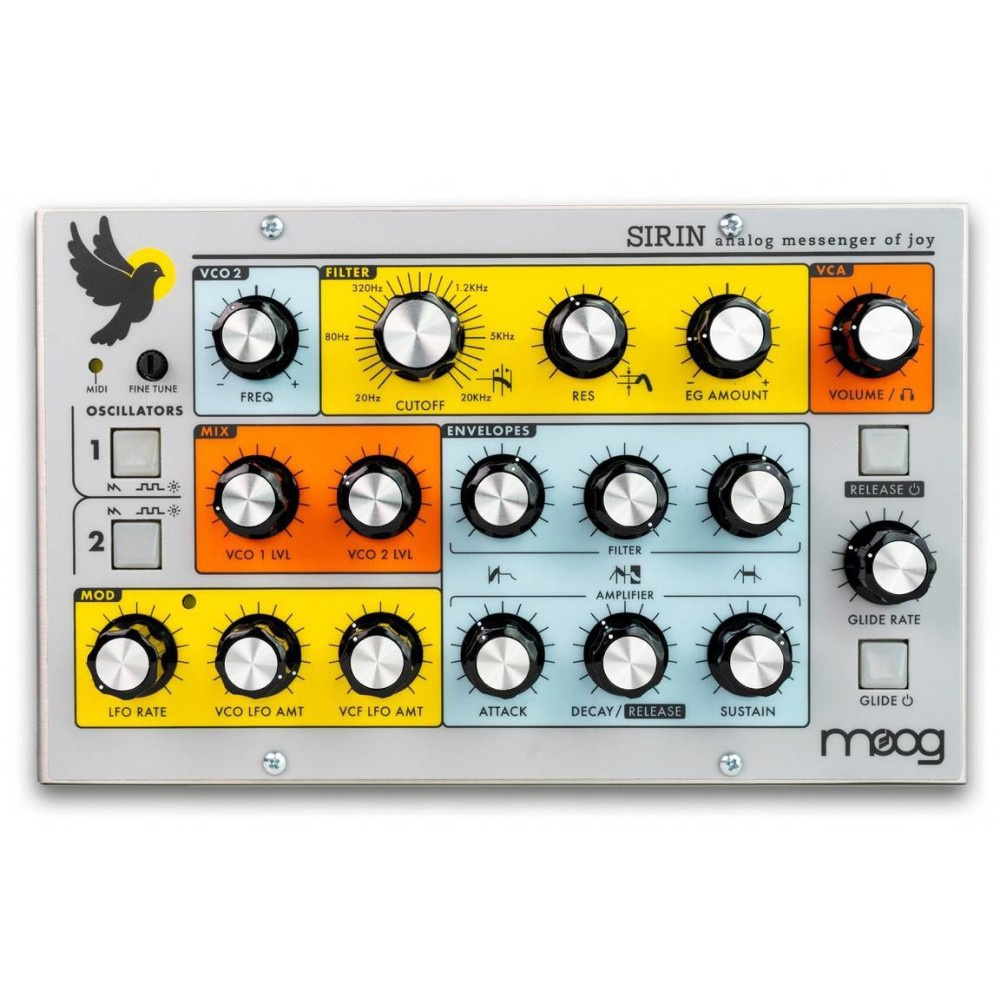 MOOG MUSIC SIRIN Synth analogico limited edition