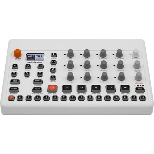 ELEKTRON MODEL:SAMPLES Groovebox di dimensioni compatte