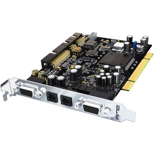 RME HDSP 9632 Scheda audio PCI EXPRESS