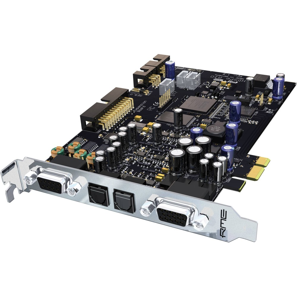 RME HDSPE AIO Scheda audio PCI express