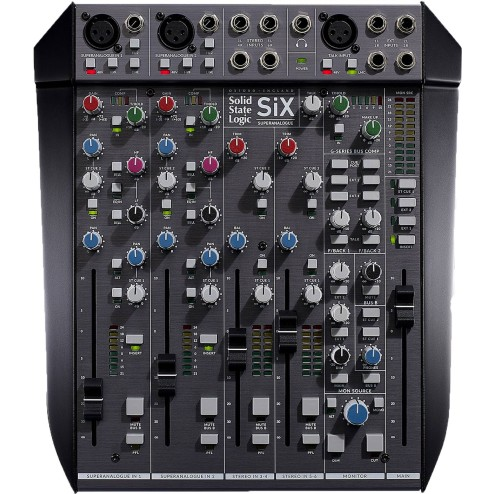 SOLID STATE LOGIC SIX Mixer analogico a 6 canali