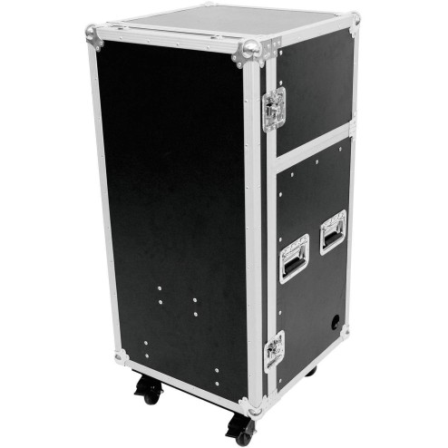 ROADINGER SPECIAL STAGE CASE PRO WHEELS Flightcase da palco con ruote