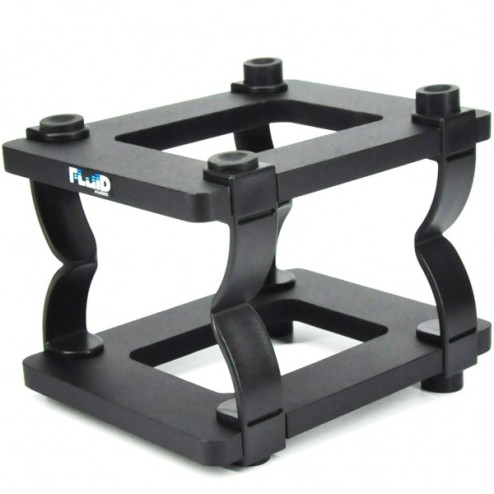 FLUID AUDIO DS 5 Coppia di supporti per monitor da 6""