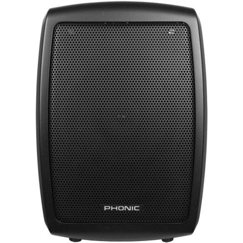 PHONIC SAFARI 2000 SYS 2 Diffusore portatile amplificato con media player e radiomicrofono