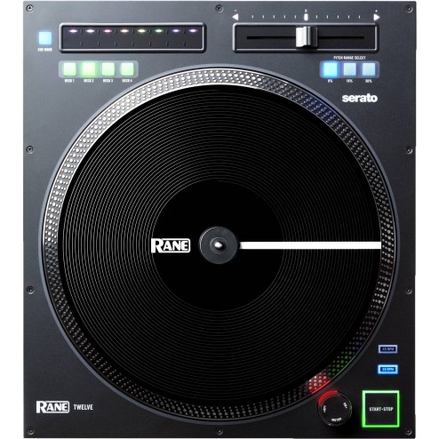 RANE DJ TWELVE Giradischi analogico digitale
