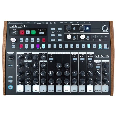 Arturia DrumBrute Drum Machine con Sequencer Analogico B-STOCK
