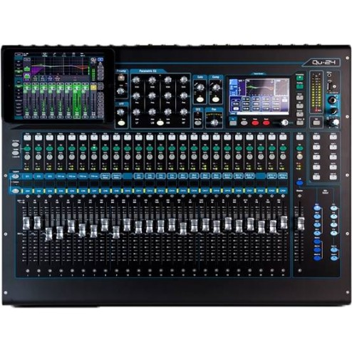 ALLEN & HEATH QU-24 CHROME Mixer digitale