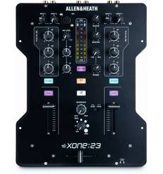 ALLEN & HEATH XONE:23C Mixer Dj con interfaccia audio