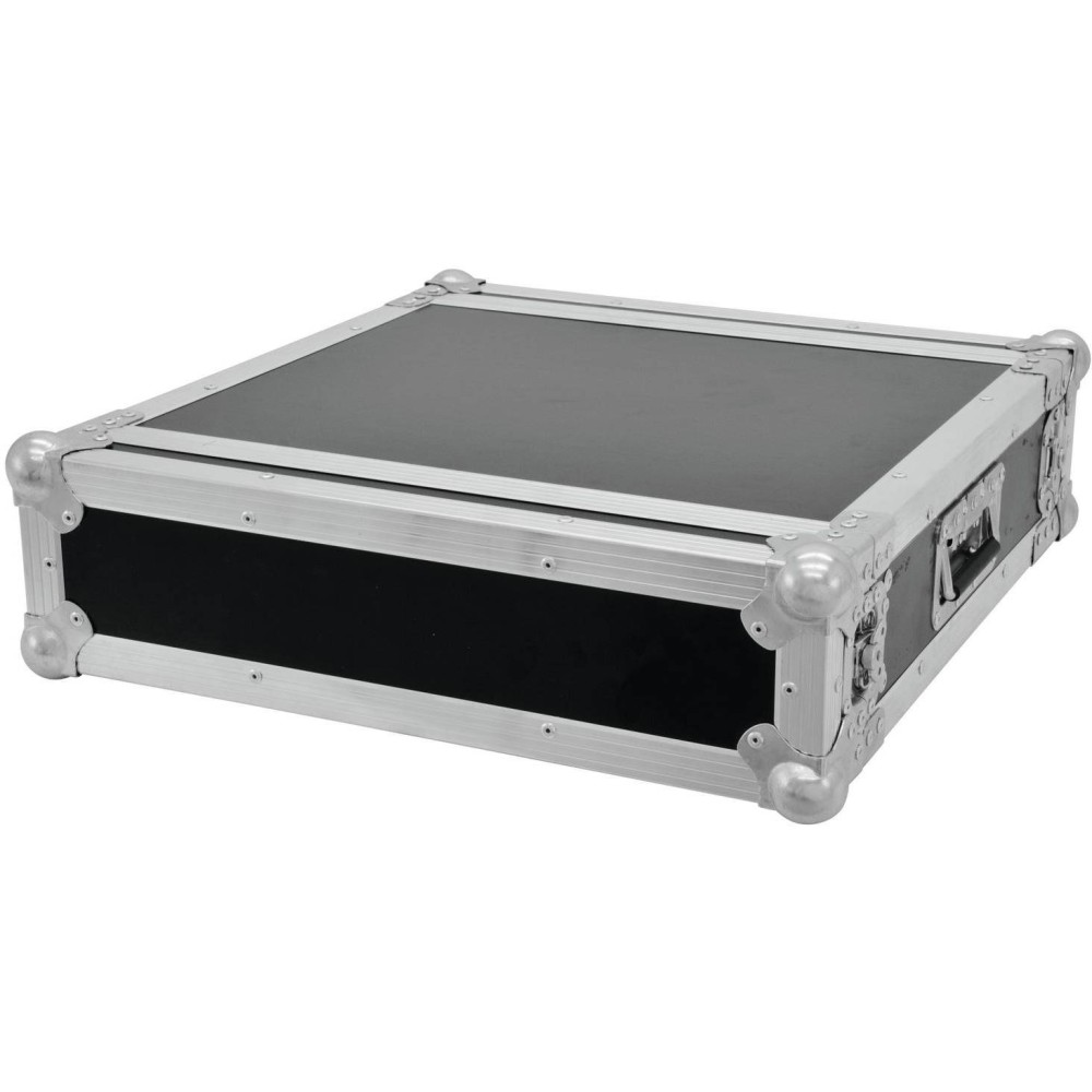 "ROADINGER RACK PROFI 2U 45CM Flightcase per unità da 483 mm (19"")"