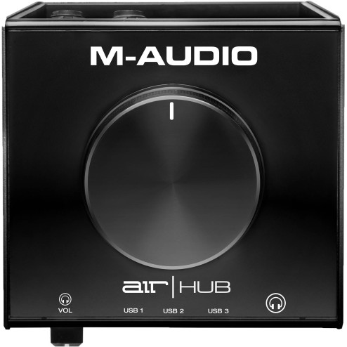 M-AUDIO AIR|HUB Interfaccia USB audio playback con HUB USB