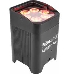 BEAMZ BBP96 Par LED Uplight RGBWA-UV