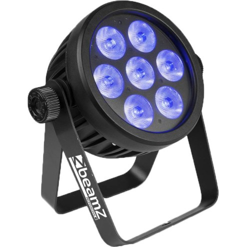 BEAMZ BAC500 Faro LED PAR in alluminio