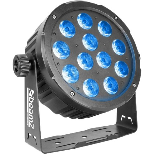 BEAMZ BAC506B Faro LED PAR RGBWA-UV in alluminio