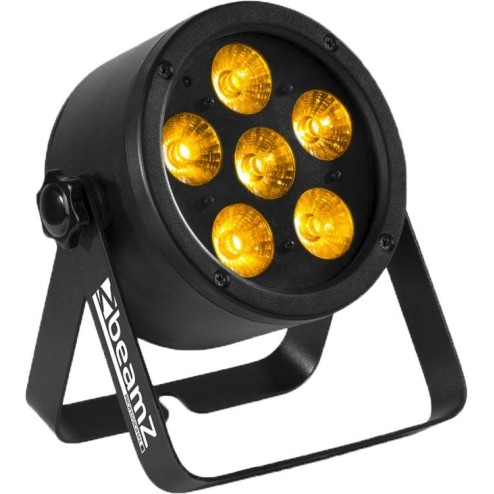 BEAMZ BAC302 Faro LED PAR RGBWA-UV DMX IRC