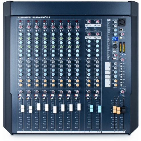 ALLEN & HEATH MIXWIZARD4 12-2 DX Mixer a 12 canali