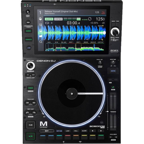 DENON DJ SC 6000 M PRIME Media player table top