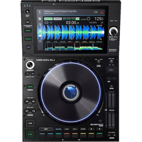 DENON DJ SC 6000 PRIME Media player table top