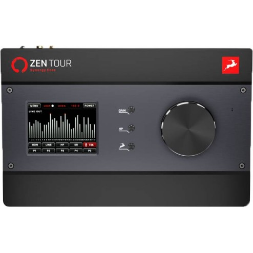 ANTELOPE ZEN TOUR SYNERGY CORE Scheda audio Thunderbolt e USB