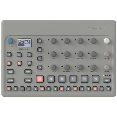 ELEKTRON MODEL:CYCLES Groovebox a 6 Tracce