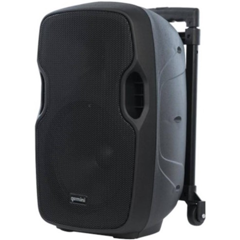 GEMINI AS 10 TO GO Diffusore amplificato a batteria con trolley