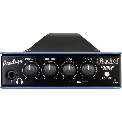 RADIAL ENGINEERING HEADLOAD PRODIGY Combination Load Box & DI