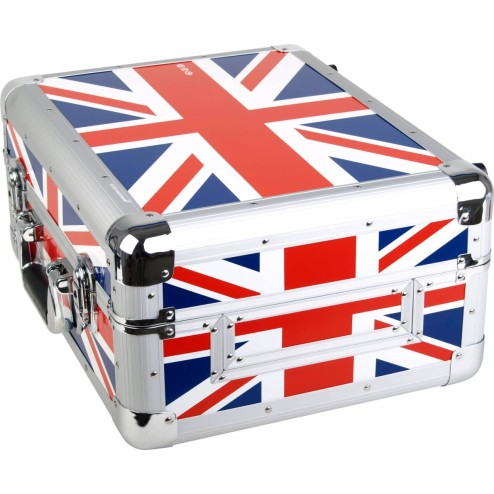 ZOMO FLIGHTCASE CDJ-1 XT UK-Flag 0030102017