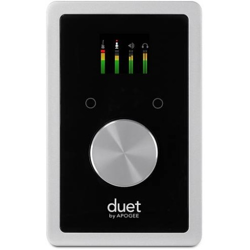 APOGEE DUET IOS FOR IPAD/MAC Interfaccia audio USB 2.0