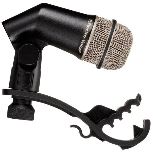 ELECTRO-VOICE PL35 Snare/Tom Microphone, Dynamic, Supercardioid,  Integrated swivel & clamp
