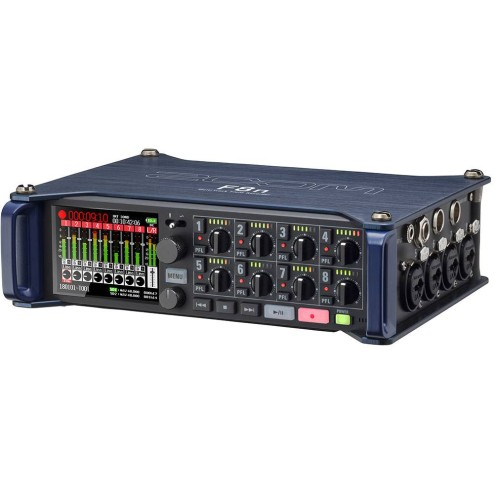 ZOOM F8N Field audio recorder a 8 canali