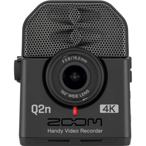 ZOOM Q2N-4K Registratore digitale audio e video