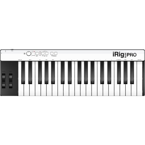 IK MULTIMEDIA IRIG KEYS PRO CON SAMPLETANK 3 BUNDLE