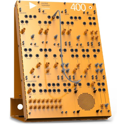 TEENAGE ENGINEERING MODULAR POM-400 Sintetizzatore analogico con 3 oscillatori