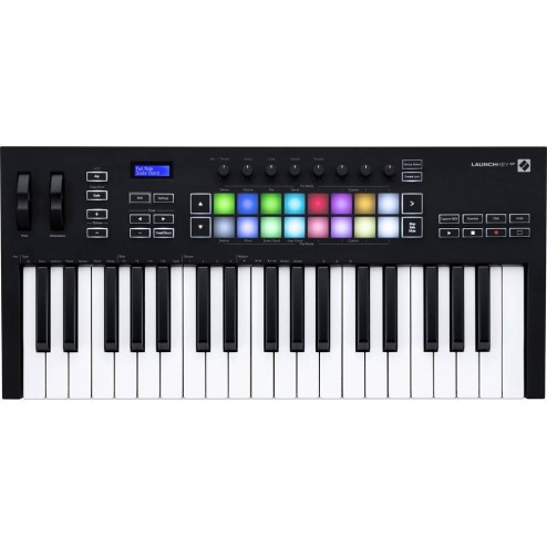 NOVATION LAUNCHKEY 37 MK3 Tastiera MIDI a 37 tasti