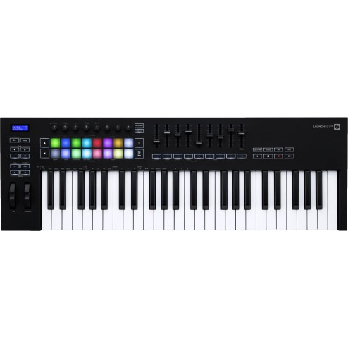 NOVATION LAUNCHKEY 49 MK3 Tastiera MIDI a 49 tasti