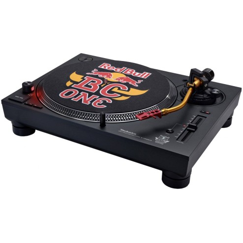 TECHNICS SL 1210 Mk7 RE RED BULL SPECIAL EDITION