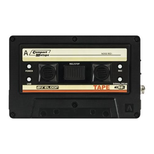 RELOOP TAPE Registratore digitale Mp3