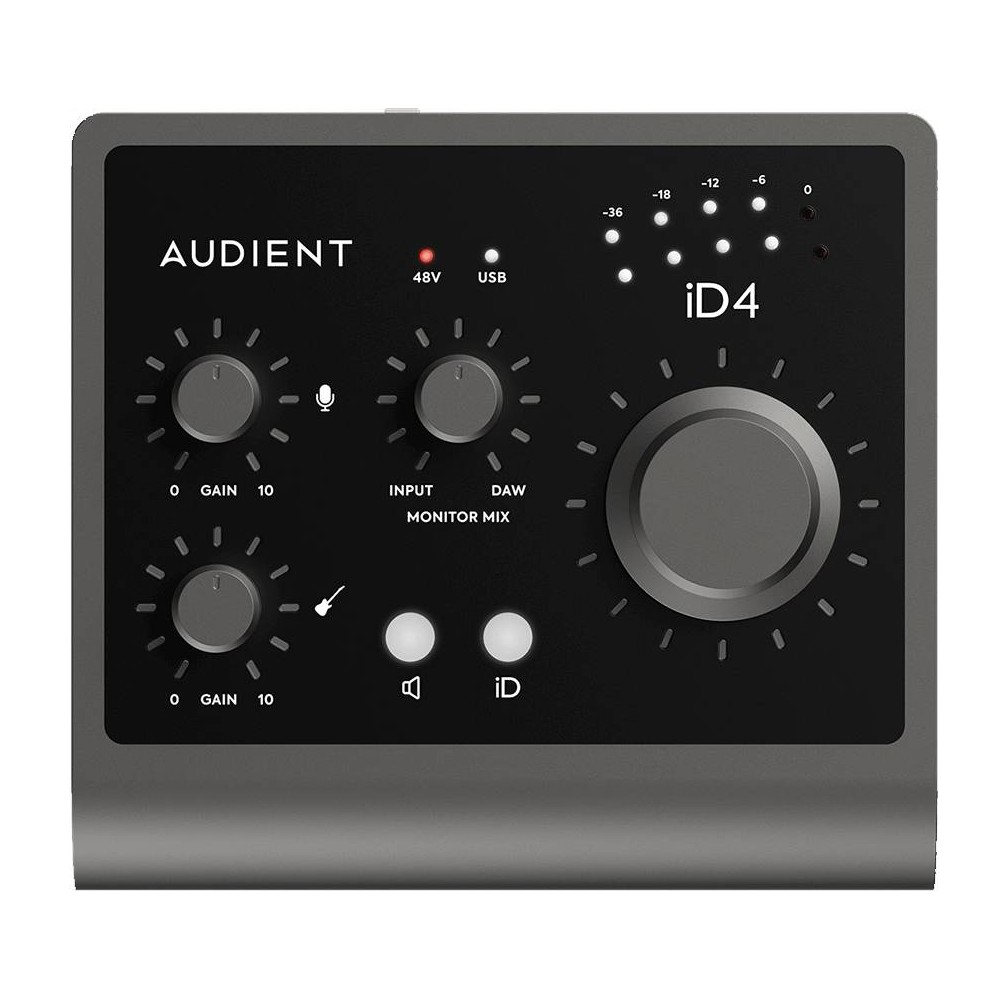 AUDIENT ID4 MKII Interfaccia audio USB a 1 canale
