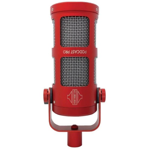 SONTRONICS PODCAST PRO RED