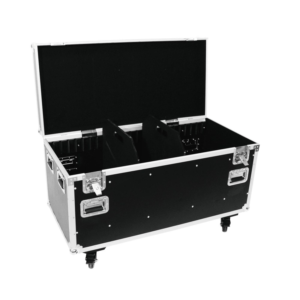 ROADINGER Tour Flight case Universale 120 cm con rotelle