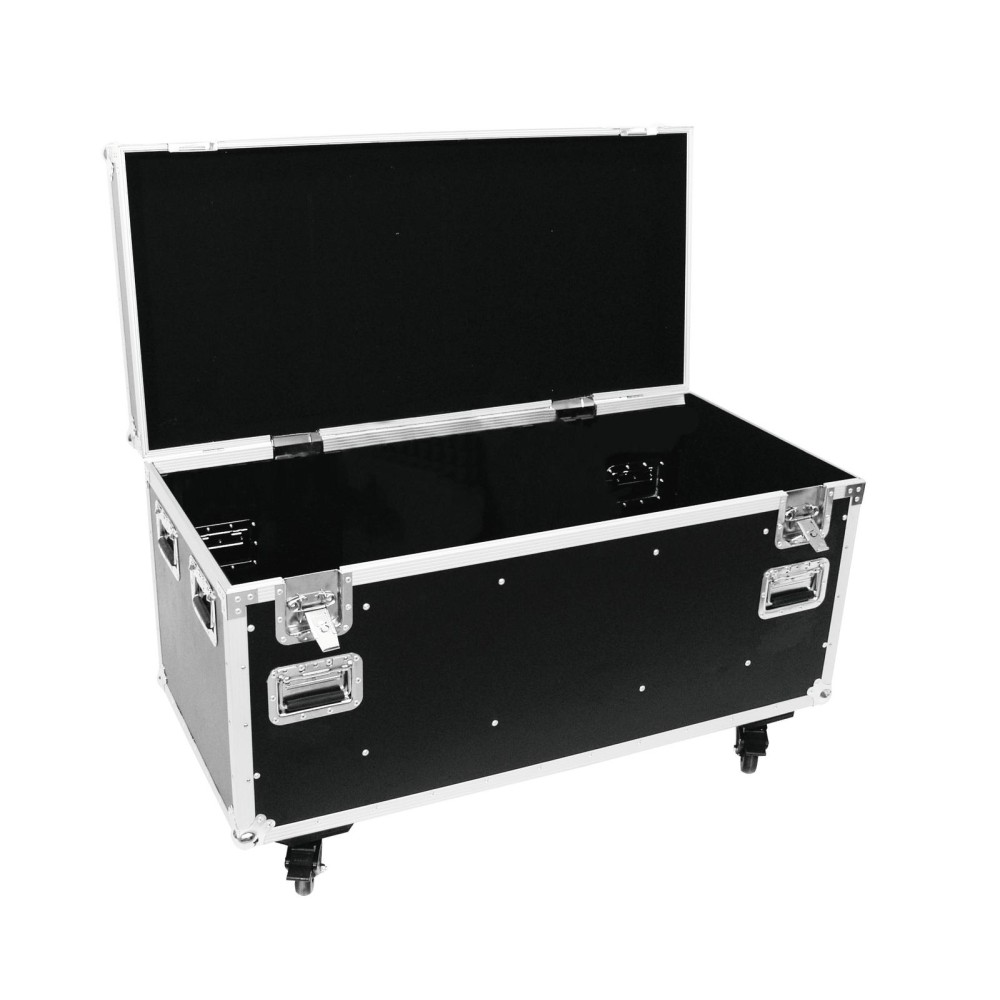 ROADINGER Tour Flight case Universale ODV-1, 120 cm con rotelle