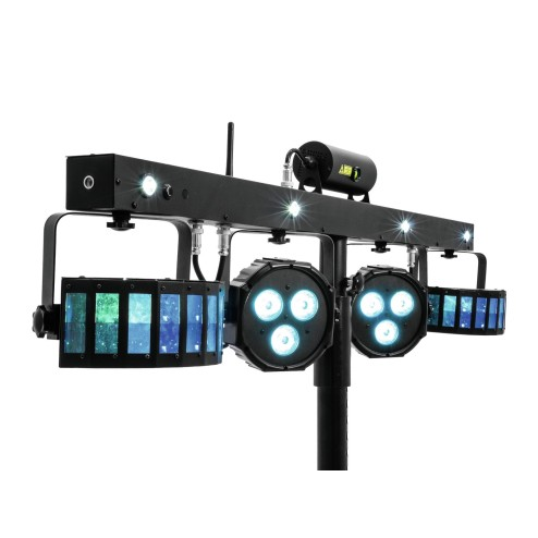 EUROLITE LED KLS Set Luci Laser Bar FX